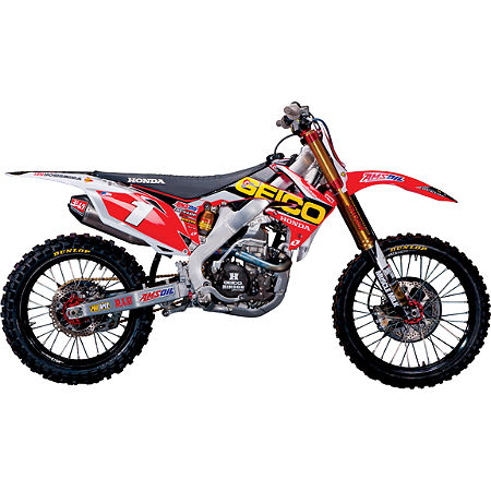 2013 One Industries Geico Powersports Graphic - Honda - Main