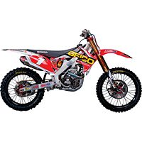 2013 One Industries Geico Powersports Graphic - Honda