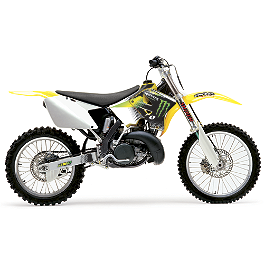 2012 One Industries Monster Energy Graphic - Suzuki - 2012 One Industries Monster Energy Graphic Kit - Suzuki
