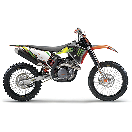 2012 One Industries Monster Energy Graphic - KTM - 2012 One Industries Orange Brigade Graphic - KTM
