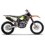 2012 One Industries Monster Energy Graphic - KTM - One Industries Dirt Bike Dirt Bike Parts