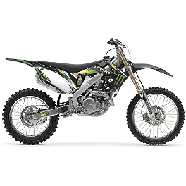 2012 One Industries Monster Energy Cosmetic Kit - Honda - 2012 One Industries Monster Energy Graphic Kit - Honda