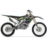 2012 One Industries Monster Energy Cosmetic Kit - Honda - One Industries Dirt Bike Graphic Kits With Seat Covers