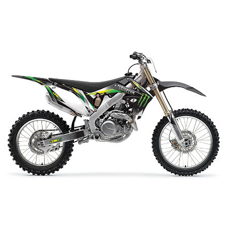 2012 One Industries Monster Energy Graphic Kit - Honda - Main