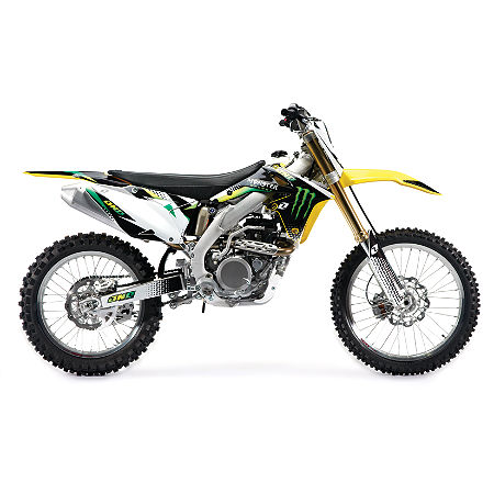2012 One Industries Monster Energy Graphic Kit - Suzuki - Main