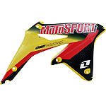 2013 One Industries MotoSport Graphic - Suzuki - Dirt Bike Graphic Kits