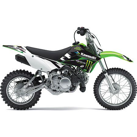 2012 One Industries Monster Energy Team Graphic - Kawasaki - Main