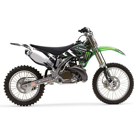 2012 One Industries Monster Energy Team Graphic Kit - Kawasaki - Main