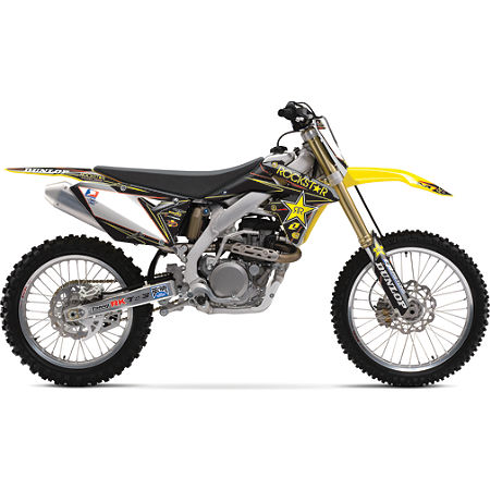 2013 One Industries Rockstar Energy Graphic - Suzuki - Main