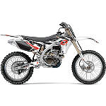 2012 One Industries Stinger Cosmetic Kit - Yamaha - One Industries Dirt Bike Graphic Kits With Seat Covers