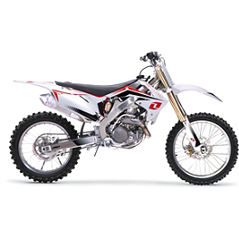 2013 One Industries Trace Cosmetic Kit - Honda - 2012 One Industries Airborne Graphic Kit - Honda
