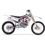 2013 One Industries Trace Cosmetic Kit - Honda - One Industries Dirt Bike Graphic Kits With Seat Covers