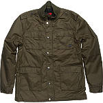 One Industries Panhead Mechanic Jacket - One Industries CLOSEOUT Dirt Bike Mens Casual