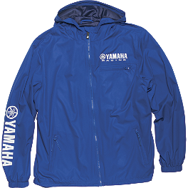 One Industries Yamaha Paxen Jacket - One Industries Yamaha Confirm Hooded Fleece Jacket