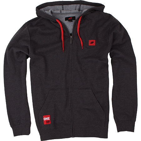 One Industries Chico Hooded Fleece Jacket - Main