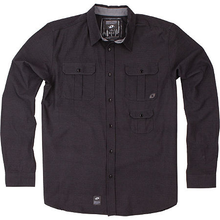 One Industries Craftsmen Long Sleeve Twill Shirt - Main