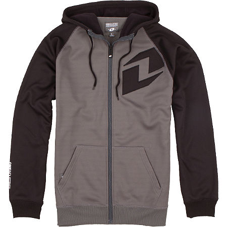 One Industries Frisco Hooded Fleece Jacket - Main