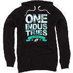 One Industries Hanford Fleece Hoody - One Industries CLOSEOUT Dirt Bike Products