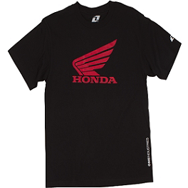 One Industries Youth Honda Surface T-Shirt - Fox Youth Fade Head T-Shirt
