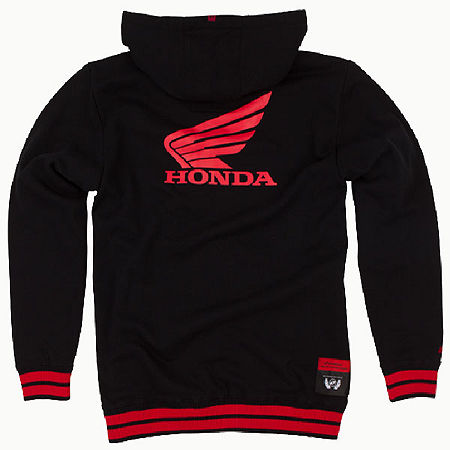 One Industries Honda Tread Zip Hoody - Main