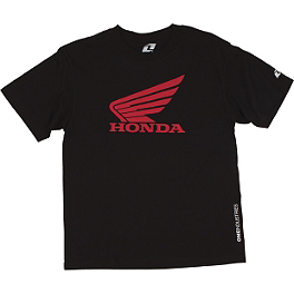 One Industries Honda Surface T-Shirt - One Industries Honda Wings Hat