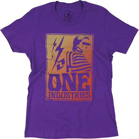 One Industries Women's Hysteric T-Shirt - Main