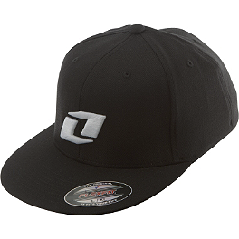 One Industries Icon FF J-Fit Hat - One Industries Icon FF J-Fit FlexFit Hat