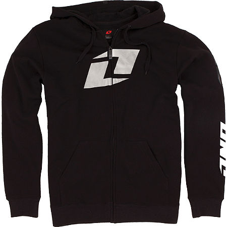 One Industries Icon FZ Hooded Fleece Jacket - Main
