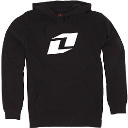 One Industries Icon Fleece Hoody - One Industries Icon FZ Hooded Fleece Jacket