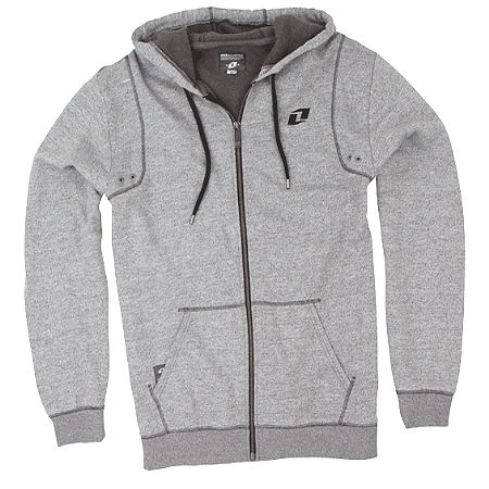 One Industries Kalifornia Hooded Fleece Jacket - Main