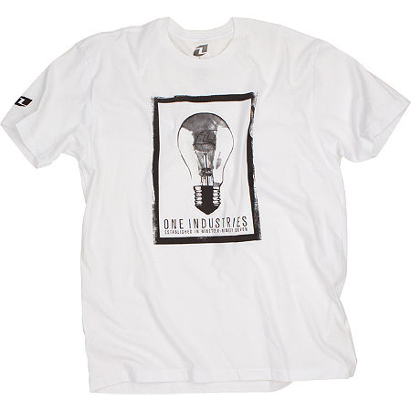One Industries Lightbulb Premium T-Shirt - Main