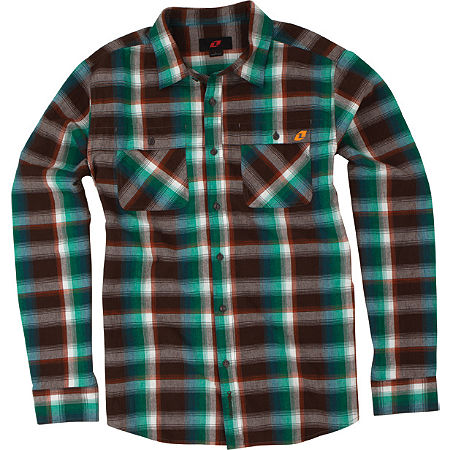 One Industries Medford Long Sleeve Plaid Shirt - Main