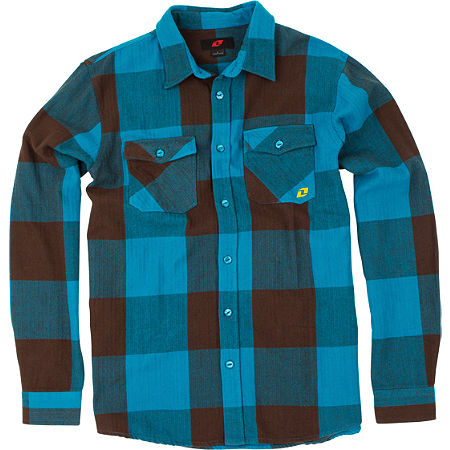 One Industries Portland Long Sleeve Flannel Shirt - Main