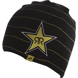One Industries Rockstar Stripes Beanie - One Industries Rockstar Puzzled T-Shirt