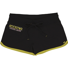 One Industries Women's Rockstar Throwback Shorts - One Industries Women's Rockstar Energy Champ Shorts
