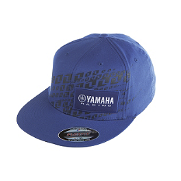 One Industries Yamaha Bueller Hat - One Industries Yamaha Whiteout Hat