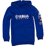 One Industries Youth Yamaha Proper Hoody - ATV Youth Sweatshirts and Hoodies
