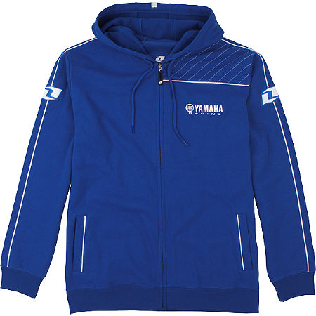 One Industries Yamaha Global Zip Hoody - Main