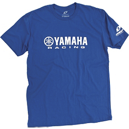 One Industries Yamaha Racer T-Shirt - Icon Women's Harlequin Workshirt