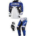 2014 One Industries Atom Combo - Yamaha - One Industries Dirt Bike Pants, Jersey, Glove Combos