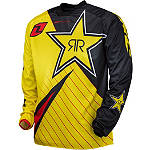 2014 One Industries Atom Jersey - Rockstar - One Industries Dirt Bike Riding Gear