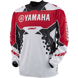 2014 One Industries Atom Jersey - Yamaha - 2013 One Industries Carbon Yamaha Jersey
