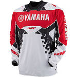 2014 One Industries Atom Jersey - Yamaha - Yamaha Dirt Bike Riding Gear