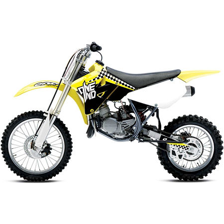 2013 One Industries Checkers Graphic - Suzuki - Main
