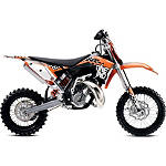 2013 One Industries Checkers Graphic - KTM - Motocross Graphics & Dirt Bike Graphics