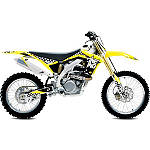 2013 One Industries Checkers Graphic Kit - Suzuki - One Industries Dirt Bike Graphics