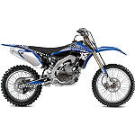 2013 One Industries Checkers Graphic Kit - Yamaha - One Industries Dirt Bike Graphic Kits