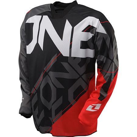 2013 One Industries Carbon Jersey - Cypher - Main