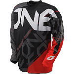 2013 One Industries Carbon Jersey - Cypher - One Industries Utility ATV Riding Gear