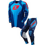 2013 One Industries Defcon Combo - One Industries Defcon Dirt Bike Pants, Jersey, Glove Combos